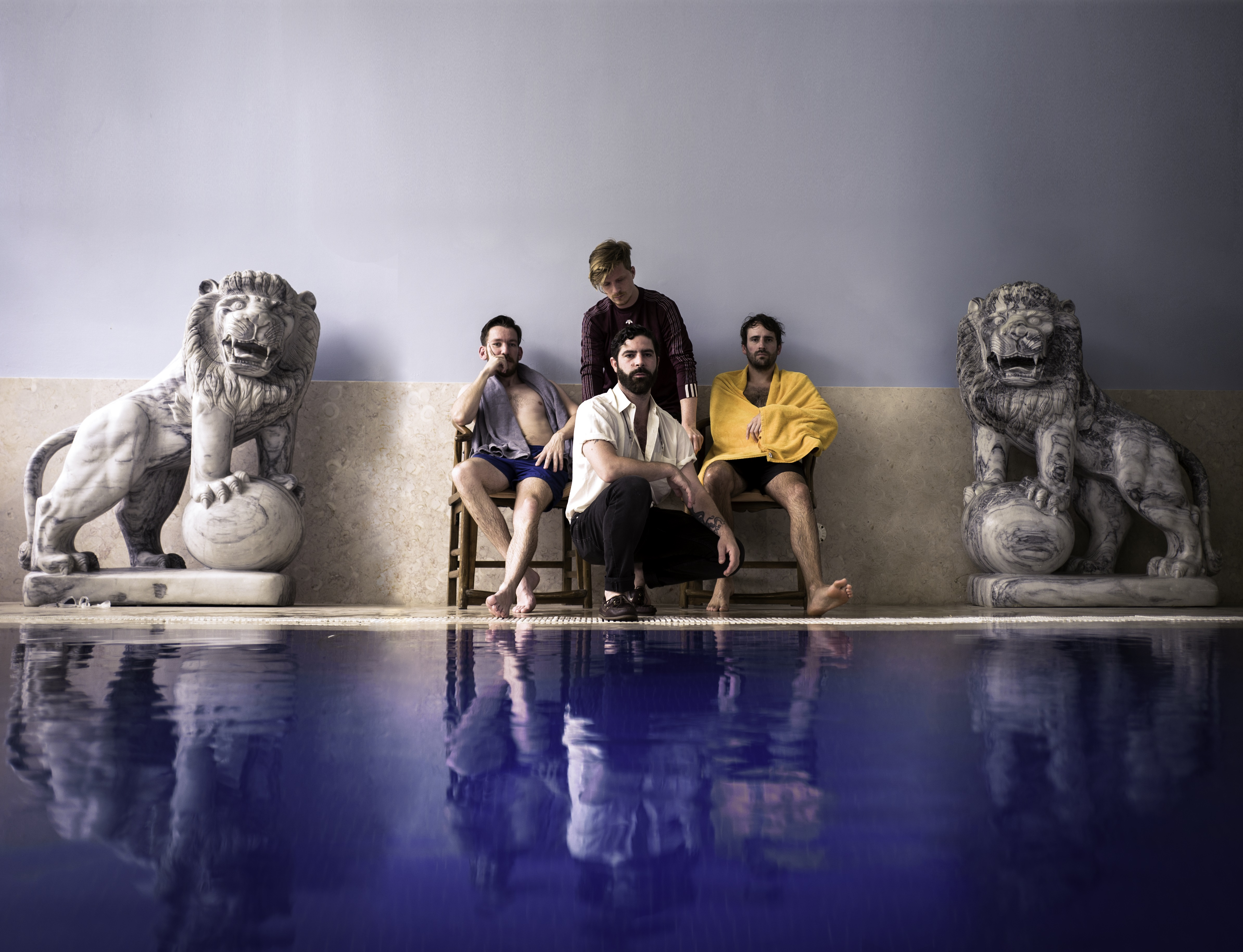 Global PublicityOFF Festival Katowice 2019: Foals, Stereolab